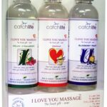 Catchlife: I Love You Massage Gift Box 3x
