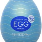 Tenga Egg: Wavy Cool Edition Runkägg