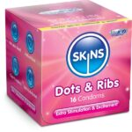 Skins Dots & Ribs: Cube 16-pack