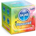 Skins Flavoured: Cube 16-pack