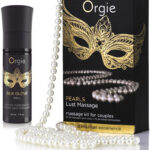 Orgie: Pearls Lust Massage Kit for Couples